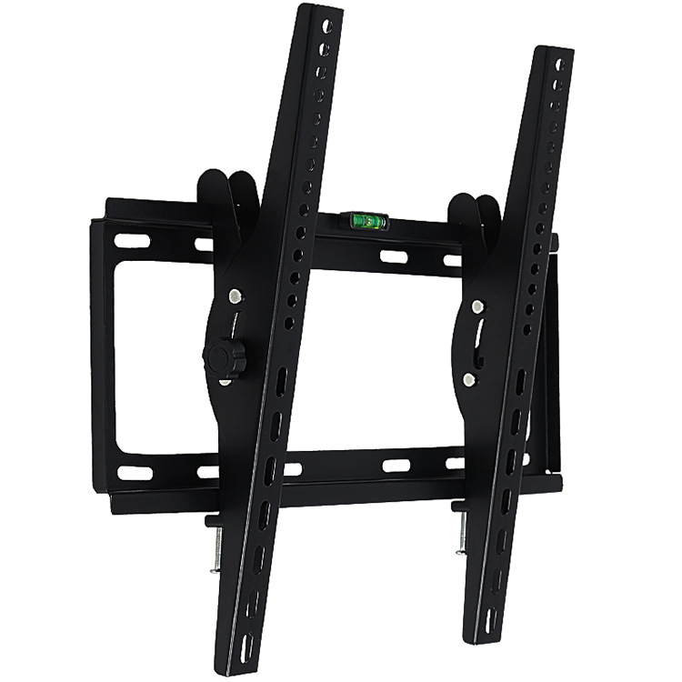 Universal <font><b>26</b></font>-55-Inch Adjustable Angle LCD <font><b>TV</b></font> Bracket Television Rack-Mounted Wall Hanging Bracket image