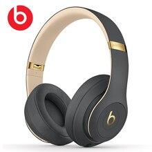 Beats studio3 sem fio bluetooth fones de ouvido estúdio 3 cancelamento de ruído fone de ouvido música esporte graves profundos fone de ouvido mãos livres com microfone