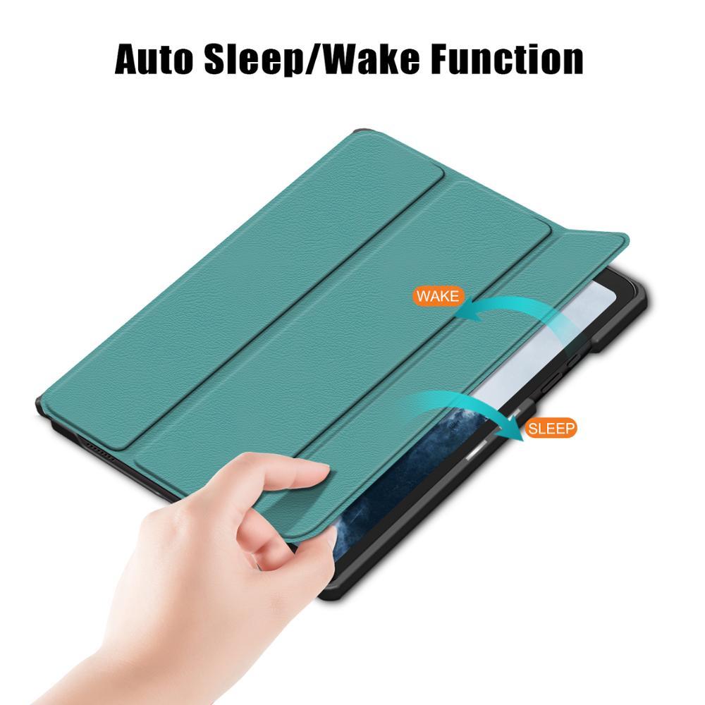 Чехол для планшета Samsung Galaxy Tab A7 10,4 Φ/T505, регулируемый складной чехол-подставка для Samsung Galaxy Tab A7 10,4 2020, чехол-4