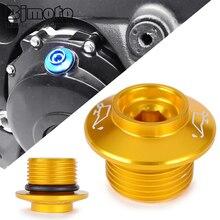 M20*1.5 CNC Engine Oil Filler Cap Plug For SUZUKI B-KING TL1000R GSXR250 GSXR125 GSXR600 GSXR750 GSXR1000 GSXR1300 HAYABUSA