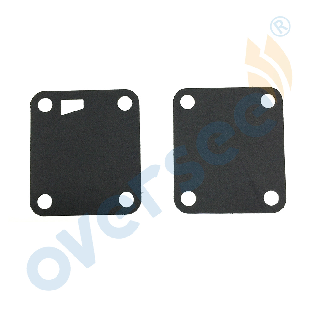677-24411 Gasket Film For Yamaha Outboard Diaphragm Film Set  9.9HP To 15HP 25HP Old Model 677-24411-02 677-24471-00 18-7798