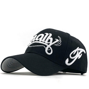 100% Cotton Baseball Cap Women Casual Snapback Hat For Men Casquette Homme Letter Embroidery Gorras