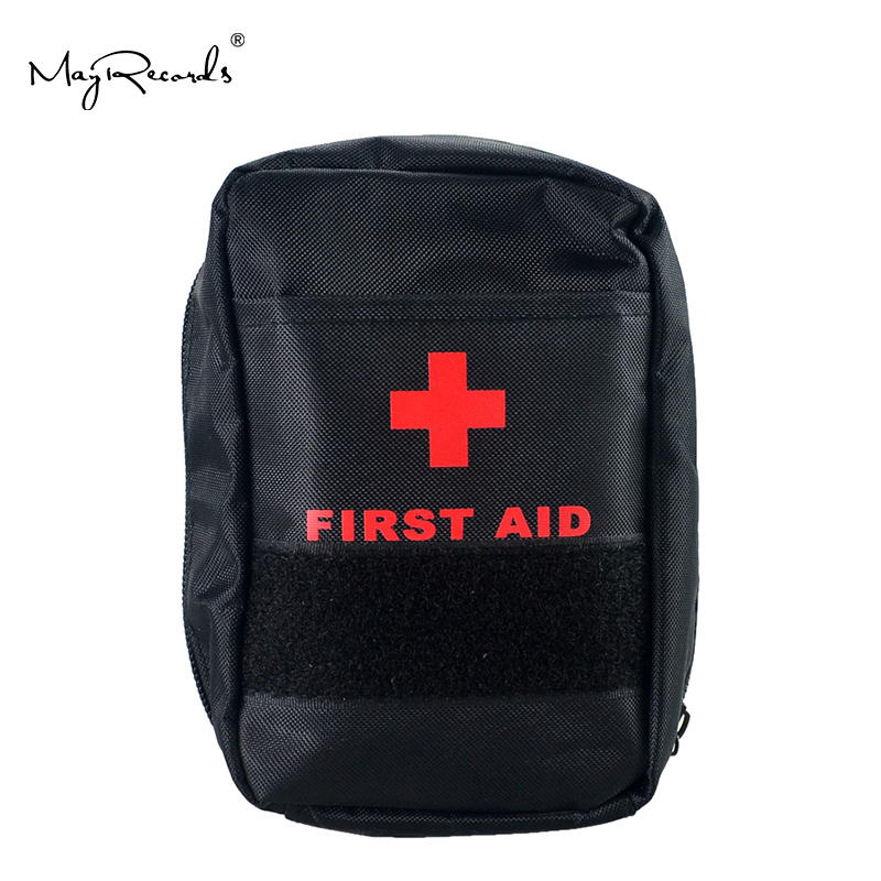 New Style First Aid Kit Big Car Emergency Kit Outdoor Emergency Bag Travel Camping Survival Medical Kits Easy To Carry