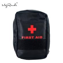 Nouveau Style trousse de premiers soins grande voiture trousse durgence en plein air sac de secours voyage Camping survie Kits médicaux faciles à transporter