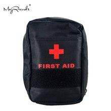 Novo estilo kit de primeiros socorros grande kit de emergência do carro ao ar livre saco de emergência viagem acampamento sobrevivência kits médicos fácil transportar