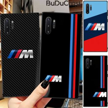 shop Cool bmw Mobile Phone Case for Samsung Note 8 9 10 20 pro lite ultra J 4 6 7 8 prime plus Duo M30 2018 image