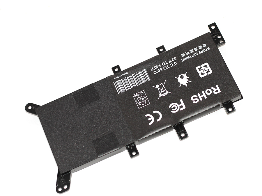Image 2 - 38Wh 7.6V C21N1347 Laptop Battery for Asus x554l X555 X555L X555LD X555LF X555LP X555LI X555LA X555LB X555LN 2ICP4/63/134-in Laptop Batteries from Computer & Office on