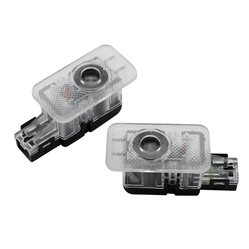 2x <font><b>LED</b></font> Car Welcome <font><b>Light</b></font> Door Logo Projector Warning lamp For <font><b>VOLVO</b></font> S80 S60 S80L S60L <font><b>V60</b></font> V40 XC60 XC90 Car Styling Accessories image
