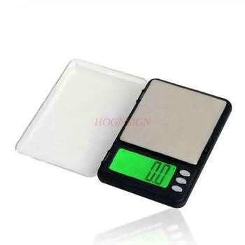 Mini Portable Electronic Scale High Precision Jewelry Scale Precision Balance Scale Pocket Scale