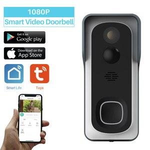 Tuya Smart Video Doorbell WiFi