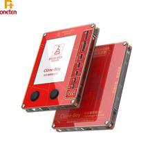 Novo qianli mega ideia icopy lcd cor da tela programador para iphone xs xr x 8p 8g 7g 7p lcd fotossensível reparação de vibração