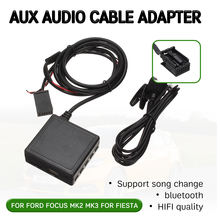 Bluetooth aux кабель приемника с usb микрофон адаптер громкой
