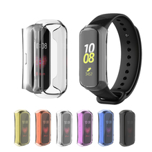 Laforuta Fit-e R375 Case TPU Protector Cover Shell Transparent Watch case For Samsung Galaxy Smart Bracelet