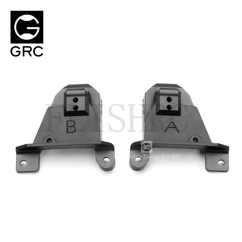 GRC G2 Adjustable Metal Suspension Bracket Front/rear Aluminum Alloy Upgrade For Traxxas TRX-4