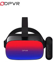 2020 New Product# DPVR Deepoon P1Pro-4K Snapdragon XR1 Chip and BOE 3840*2160 real 4K screen