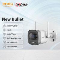 Dahua imou 1080P WiFi Kamera Dual Antenne Im Freien IP67 Wetterfeste MIC Lautsprecher Kamera Exterieur PIR Erkennung Alarm IP Kamera