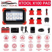 XTOOL X100 PAD X100 PRO2 OBD2 programmatore chiave automatico regolazione contachilometri ripristino olio KO K518ISE SBB Iprog vvdi Diagnostic
