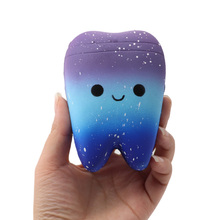 Simulation-Toy Tooth-Figure-Squeeze-Toy Tooth-Shape Dentist Dental-Clinic-Gift Doll-Relieve-Pressure