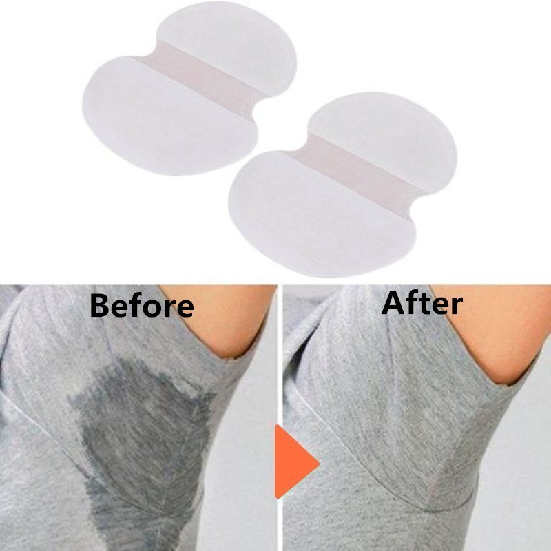 MO TULIP 10/30/50pcs Armpits Sweat Pads For Underarm Gasket From Sweat Absorbing Pads For Armpits Linings Disposable Anti Sweat