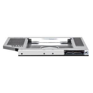 Sunvalley Aluminum Alloy&Plastic 9.5mm 2nd HDD Caddy SATA To SATA 3.0 For Laptop DVD/CD-ROM Optical Bay 2.5