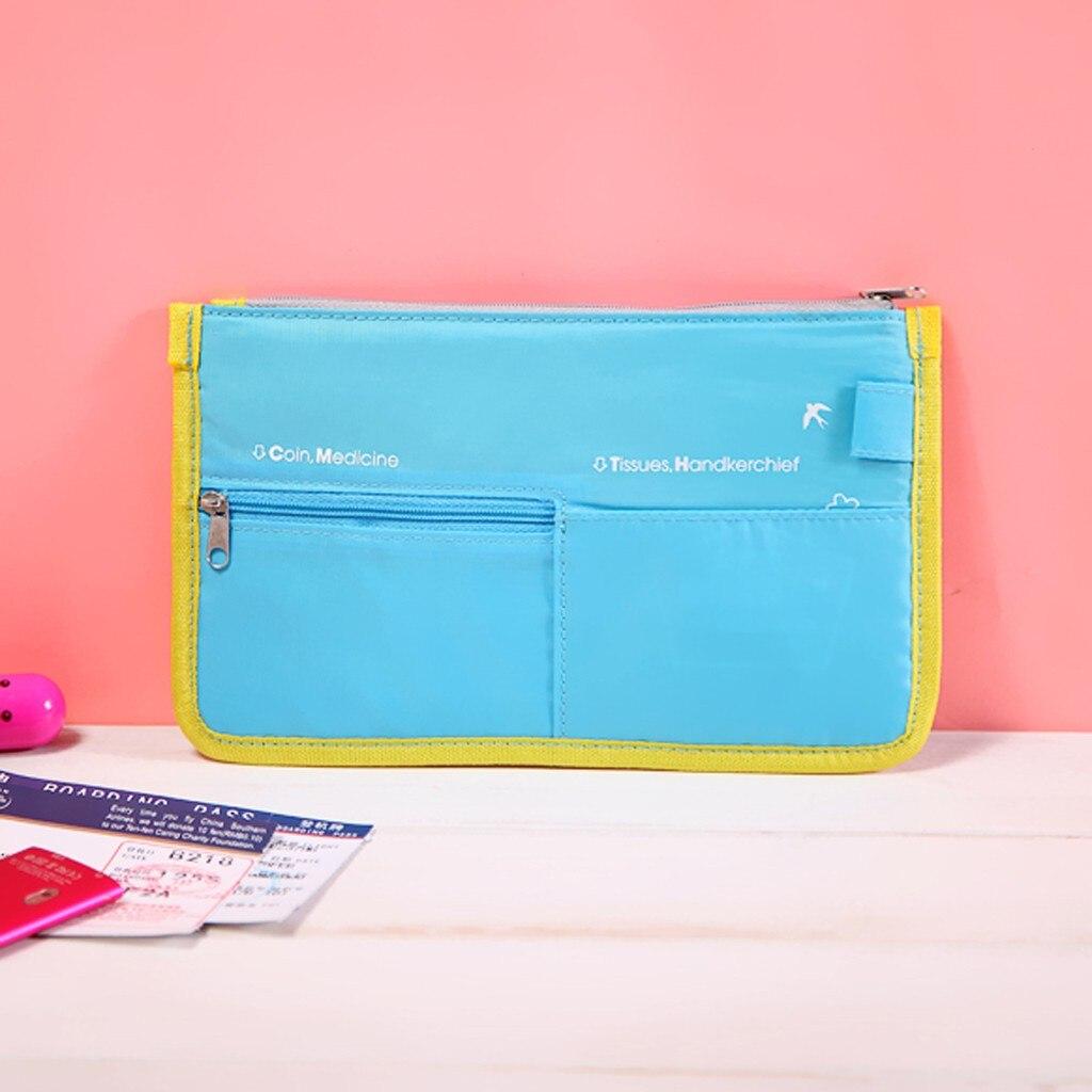 Portable Women Canvas Coin Purse Mini Card Holder Wallet Pouch Bags Shan