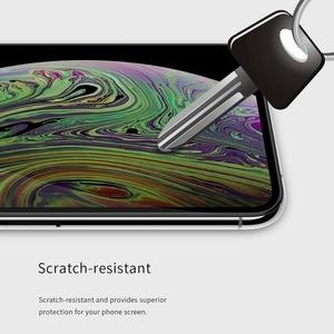 Image 5 - NILLKIN XD + cam ekran koruyucu iPhone 11 Pro XR XS Max SE 8 artı 3D güvenlik koruyucu temperli cam iPhone XS için cam