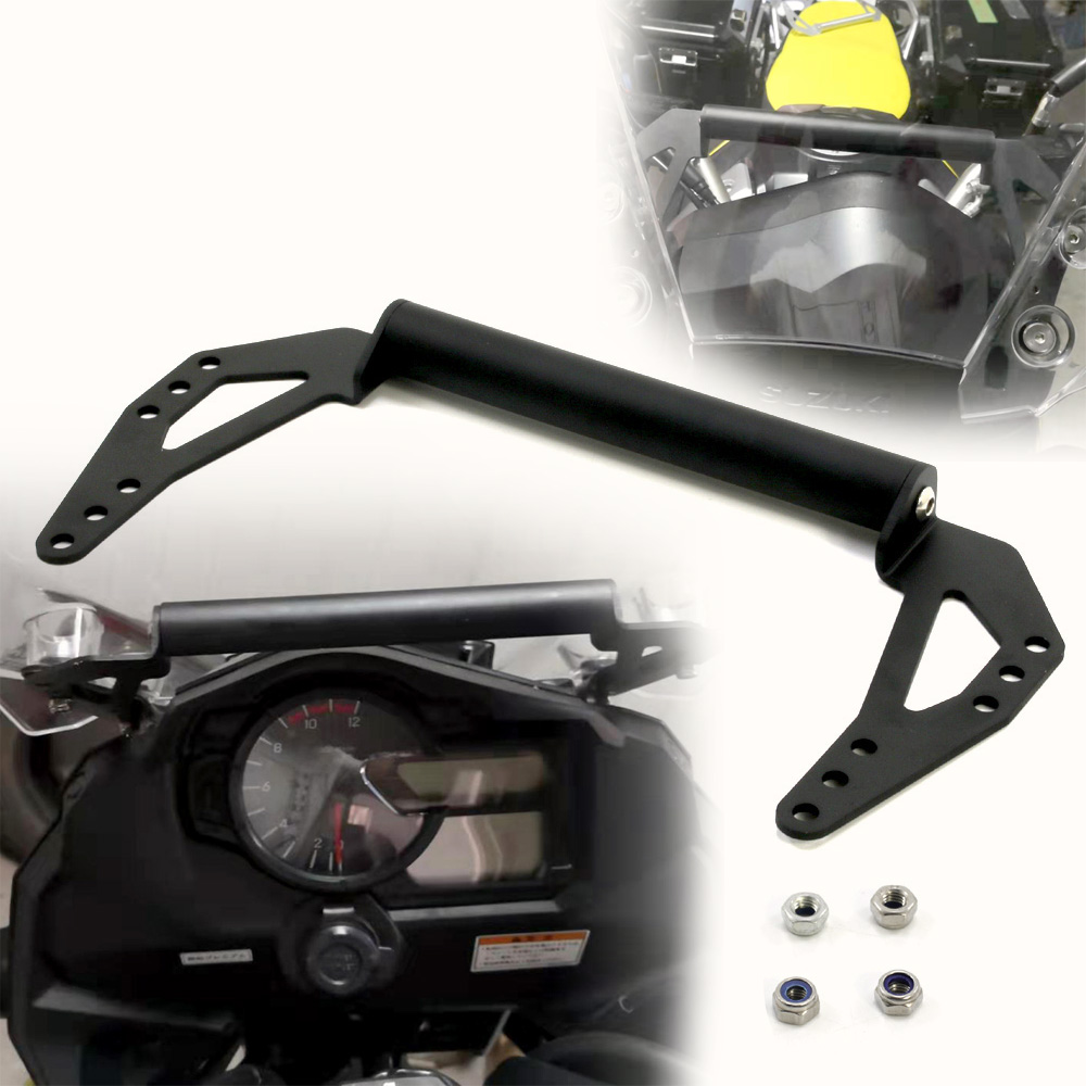 Artudatech DL1000 <font><b>V</b></font> <font><b>Strom</b></font> Motorcycle Navigation Phone Mount Bracket For Suzuki Vstrom <font><b>DL</b></font> <font><b>1000</b></font> 2014 - 2019 Accessories image