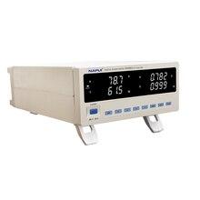 цены Bench TRMS Voltage Current Power Factor & Power Meter Analyzer Tester Alarm Function AC110-240V