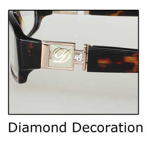 Image 5 - ZENOTTIC 2020 Acetate Eyeglasses Frame For Women Optical Glasses Full Frame Spectacle Oculos De Grau Prescription Myopia Eyewear