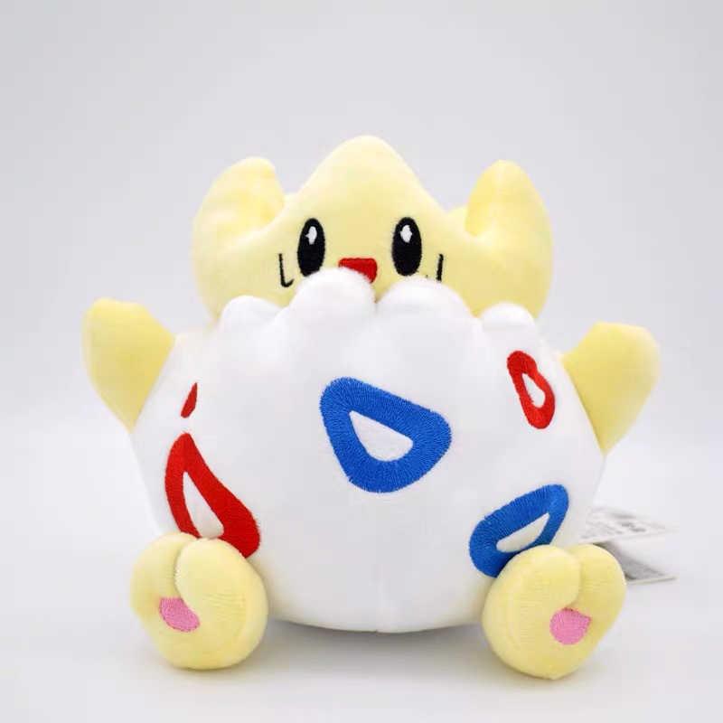 Kawaii Dos Desenhos Animados Anime Pokemon Togepi Plush Togepi Boneca Bonito Dos Desenhos Animados Plush Doll Macio Stuffed Crianças Brinquedos infantis 10/15/20cm