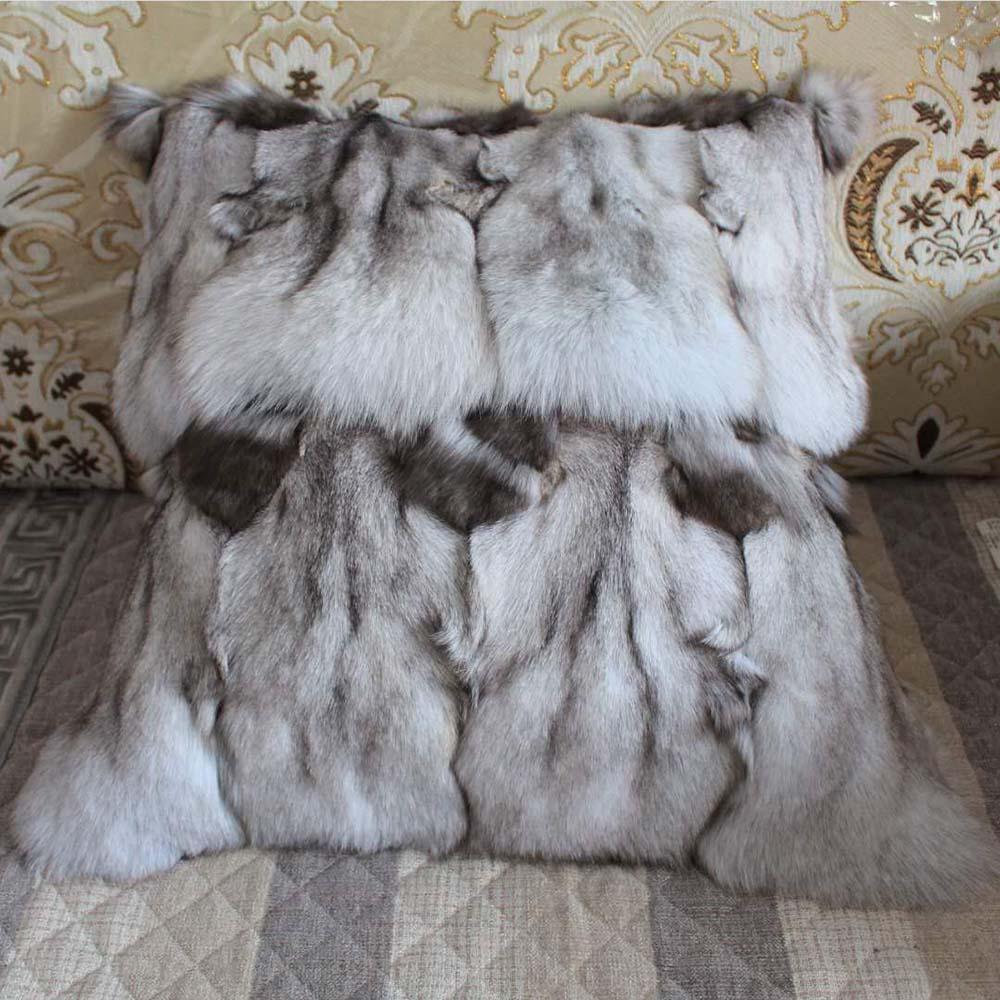 fox fur pillow case 8