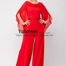 2020 New arrival Mother of the bride Jumpsuit Beautiful Pant