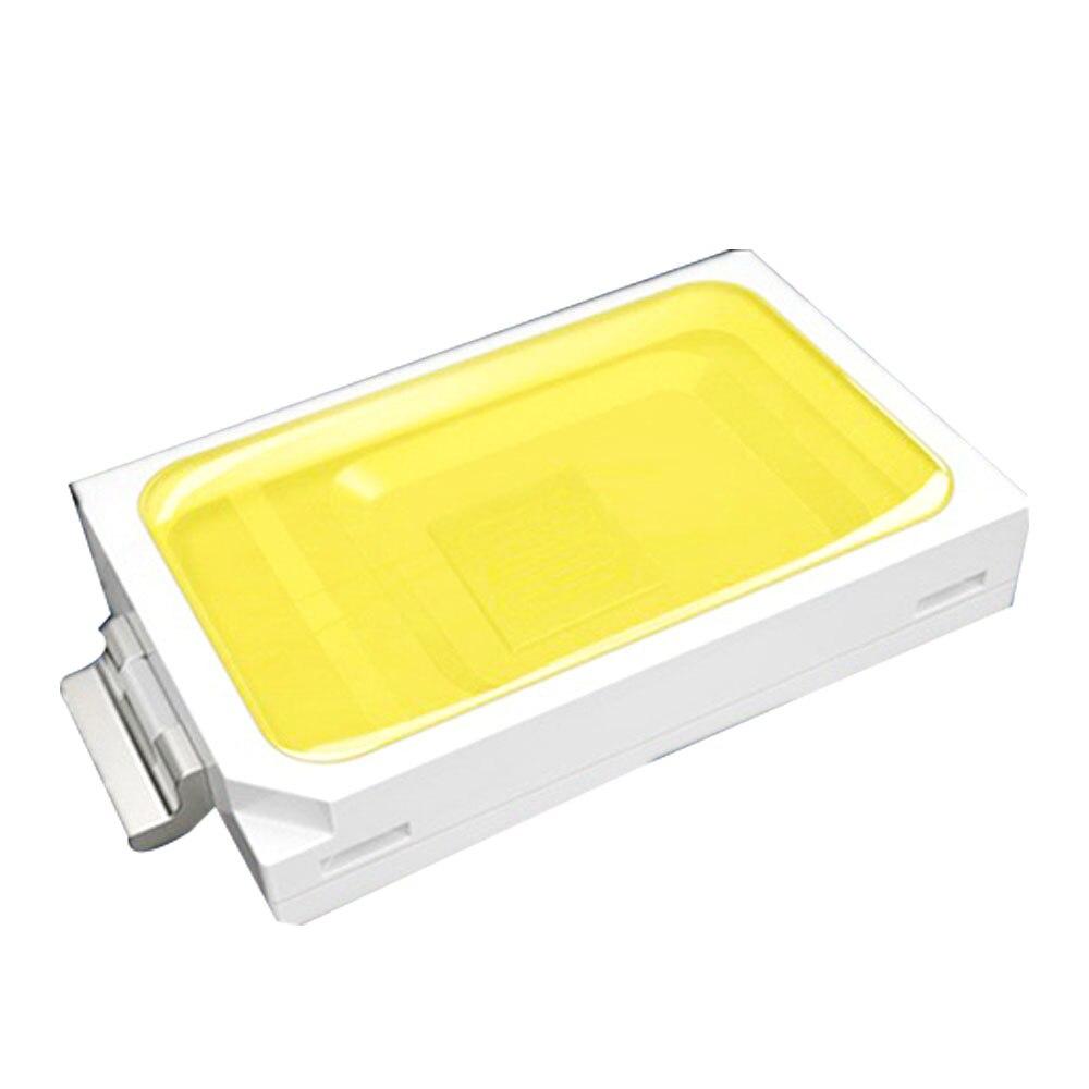 100PCS A Lot SMD5730 60-65LM LED Light Emitting Diod High Quality 0.5W LED Chip Superbright LED Beads 3.3V Pure Copper Bracket