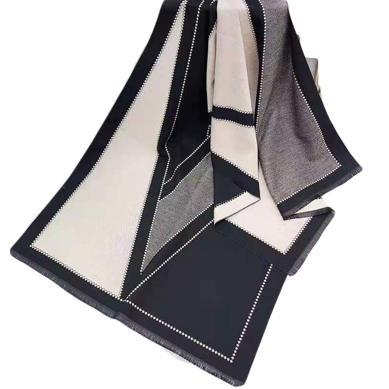 2019 Designer New Scarf For Women Winter Cashmere Scarves Luxury BrandThick Warm Pashmina Bandana Shawls Lady Wraps Blanket