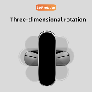 Image 3 - !ACCEZZ Magnetic Car Phone Holder 360 Degree Rotate Magnet Mobile Phone Holder For iPhone 12 11 Samsung Xiaomi Universal Bracket