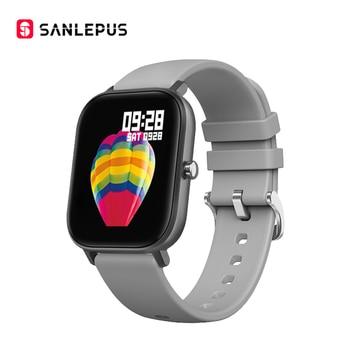 SANLEPUS Global Version Smart Watch IP67 Waterproof Smartwatch 2020 New Men Women Fitness Bracelet Band For Android Apple Xiaomi 9