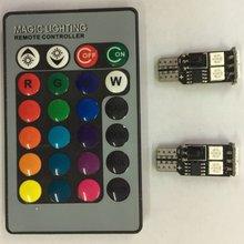 Long service life energy saving LED remote control decorative light