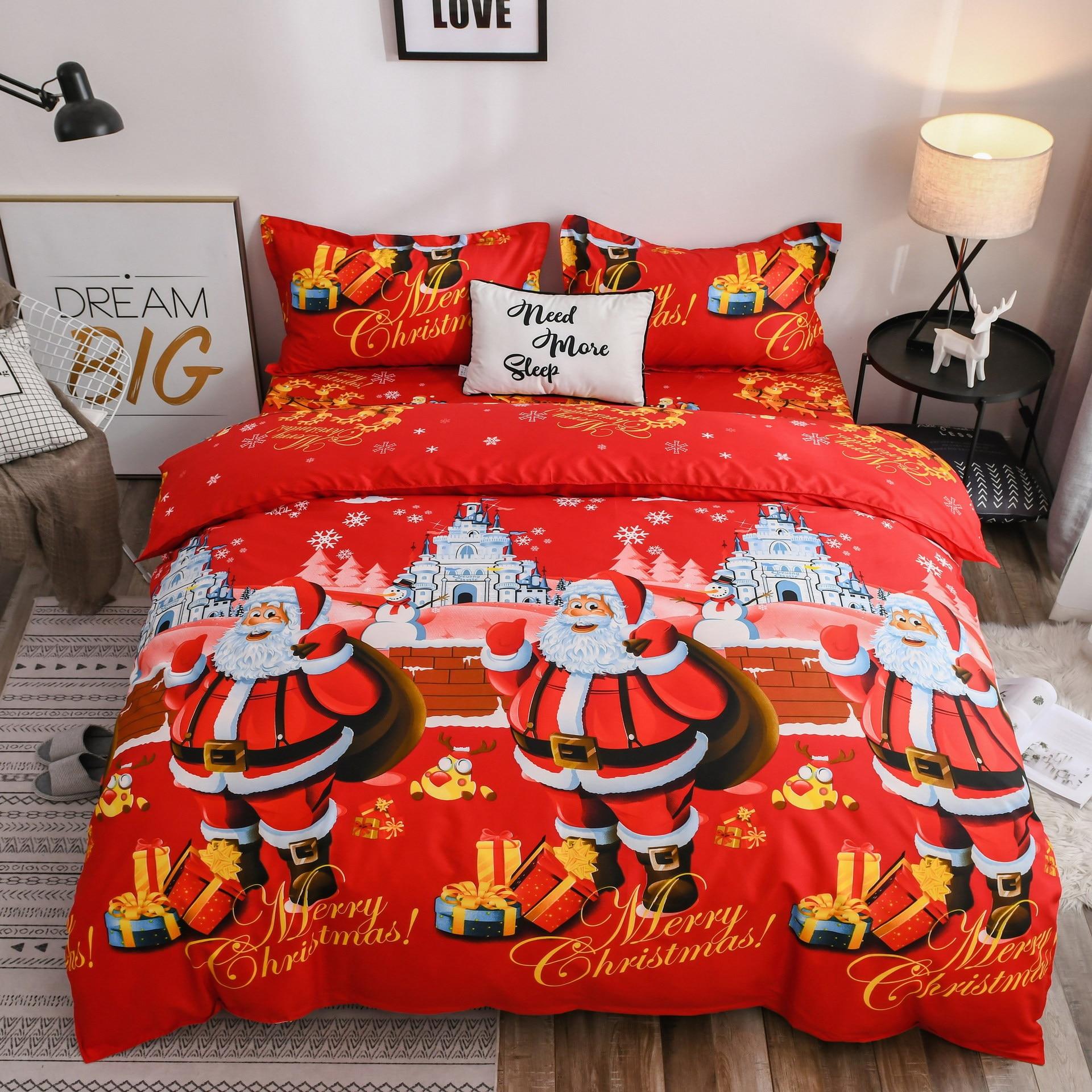BEST.WENSD B21 Quality Super Soft Unicorn Bedding Cartoon Duvet Cover Set 3D Dinosaur World Bed Set 2/3pcs Twin Kids Bedding Set