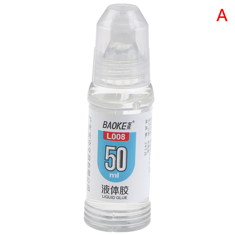 50ml Puzzles Non-Toxic Eco-friendly Glue Conserver Fast Dry Preserving