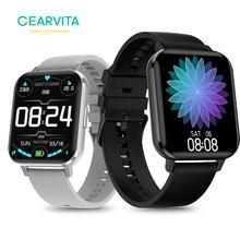 2021 Новые смарт-часы DTX IP68 Водонепроницаемый 1,78 дюймов HD ЭКГ монитор сердечного ритма во время сна умные часы для мужчин Спорт дистанционное ...