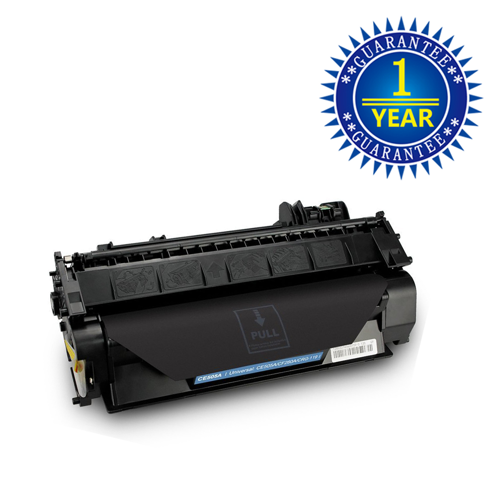 V4INK Compatible <font><b>Toner</b></font> <font><b>Cartridge</b></font> Replacement for <font><b>HP</b></font> <font><b>05A</b></font> CE505A <font><b>Toner</b></font> <font><b>Cartridge</b></font> for use in <font><b>HP</b></font> Laserjet P2035 P2035n P2055dn 1PK image