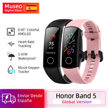 Globale version Honor Band 5 Band 5 Smart Armband Blut Sauerstoff herz rate Display realtime 0,95 screen