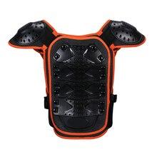 Детская бронированная куртка, бронированная балка, оборудование для защиты груди, для мотокросса, Enfant, мотоциклетная Экипировка, Заезды, Детский жилет