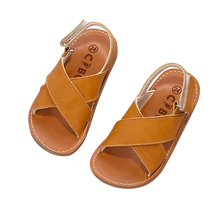 beach Sandals Kids Sandals vintage Gladiator Kids boys Girls Shoes