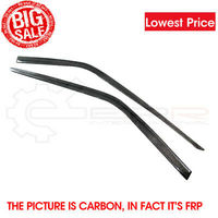OE Style FRP Fiber Unpainted For Nissan R32 Skyline GTS GTR Wind Deflector Car accessories Exterior Body Kits