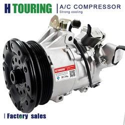 Kompresor AC 5SE09C dla toyota corolla 2006 Fielder YARIS VITZ 447220-9468 88310-1A630 447220-9464 447220-9466 447180-6781