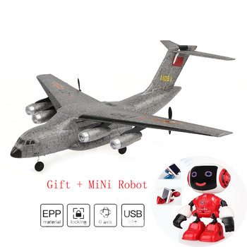 340mm Wingspan EPP Airplane A100 A130 2.4G 3CH Fixed Wing Aircraft Outdoor RC Planes Toys for Children boys Gifts