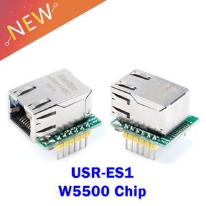 USR-ES1 W5500 Chip New SPI to LAN/ Ethernet Converter TCP/IP Mod for Arduino