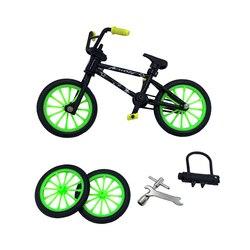 2019 отличное качество Bmx Игрушки сплав Пальчиковый BMX функциональный детский велосипед Пальчиковый велосипед Bmx велосипед набор игрушки для ...