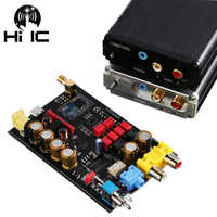 Receptor CSR8675 con Bluetooth 5,0, decodificador ES9038Q2M, adaptador de tarjeta de Audio HiFi LDAC + APTX HD, módulo de Audio HiFi inalámbrico DAC